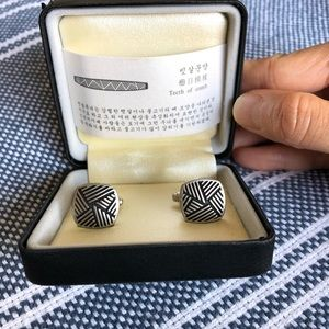 Other - Cuff links from Korea